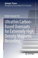 Omslag - Ultrathin Carbon-Based Overcoats for Extremely High Density Magnetic Recording