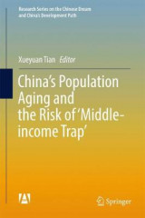 Omslag - China's Population Aging and the Risk of `Middle-income Trap'