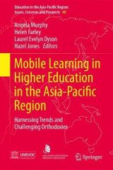 Omslag - Mobile Learning in Higher Education in the Asia-Pacific Region