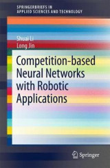 Omslag - Competition-Based Neural Networks with Robotic Applications