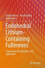Omslag - Endohedral Lithium-containing Fullerenes