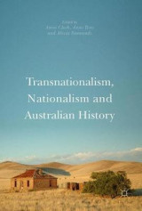 Omslag - Transnationalism, Nationalism and Australian History
