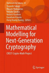 Omslag - Mathematical Modelling for Next-Generation Cryptography