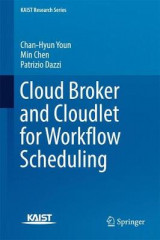 Omslag - Cloud Broker and Cloudlet for Workflow Scheduling