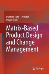 Omslag - Matrix-based Product Design and Change Management