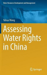 Omslag - Assessing Water Rights in China