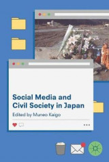 Omslag - Social Media and Civil Society in Japan
