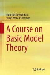 Omslag - A Course on Basic Model Theory