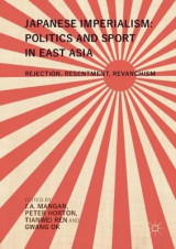 Omslag - Japanese Imperialism: Politics and Sport in East Asia