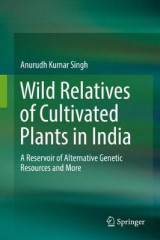 Omslag - Wild Relatives of Cultivated Plants in India