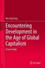 Omslag - Encountering Development in the Age of Global Capitalism