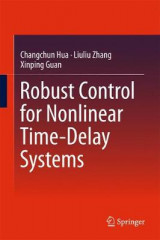 Omslag - Robust Control for Nonlinear Time-Delay Systems