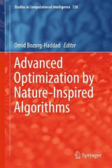 Omslag - Advanced Optimization by Nature-Inspired Algorithms