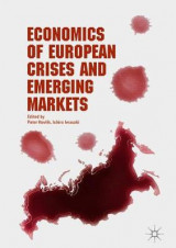 Omslag - Economics of European Crises and Emerging Markets
