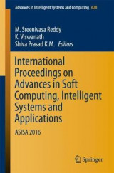 Omslag - International Proceedings on Advances in Soft Computing, Intelligent Systems and Applications