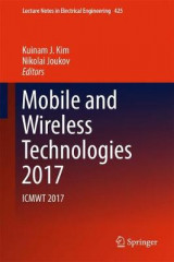 Omslag - Mobile and Wireless Technologies 2017