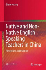 Omslag - Native and Non-Native English Speaking Teachers in China
