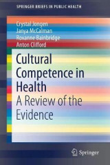 Omslag - Cultural Competence in Health