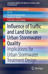 Omslag - Influence of Traffic and Land Use on Urban Stormwater Quality