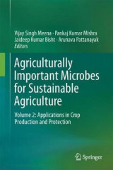 Omslag - Agriculturally Important Microbes for Sustainable Agriculture