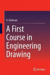 Omslag - A First Course in Engineering Drawing