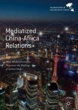 Omslag - Mediatized China-Africa Relations