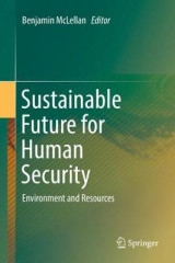 Omslag - Sustainable Future for Human Security