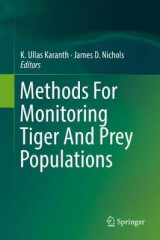 Omslag - Methods For Monitoring Tiger And Prey Populations