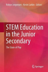 Omslag - STEM Education in the Junior Secondary