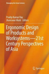 Omslag - Ergonomic Design of Products and Worksystems - 21st Century Perspectives of Asia
