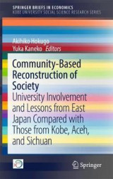 Omslag - Community-Based Reconstruction of Society