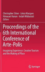 Omslag - Proceedings of the 6th International Conference of Arte-Polis