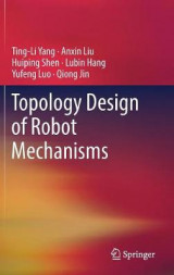 Omslag - Topology Design of Robot Mechanisms