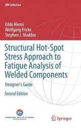 Omslag - Structural Hot-Spot Stress Approach to Fatigue Analysis of Welded Components