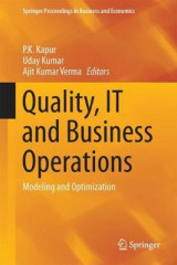 Omslag - Quality, IT and Business Operations