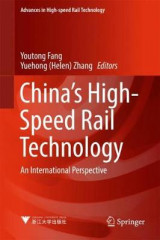 Omslag - China's High-Speed Rail Technology