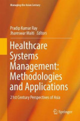 Omslag - Healthcare Systems Management: Methodologies and Applications