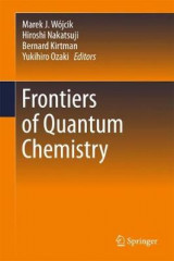 Omslag - Frontiers of Quantum Chemistry