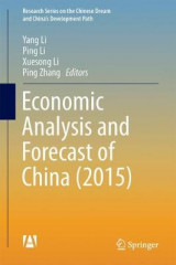 Omslag - Economic Analysis and Forecast of China (2015)