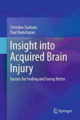Omslag - Insight into Acquired Brain Injury
