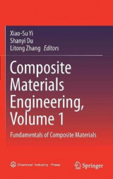 Omslag - Composite Materials Engineering, Volume 1