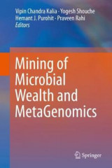 Omslag - Mining of Microbial Wealth and MetaGenomics