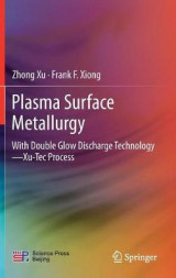 Omslag - Plasma Surface Metallurgy