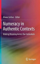 Omslag - Numeracy in Authentic Contexts
