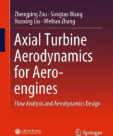 Omslag - Axial Turbine Aerodynamics for Aero-engines