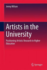 Omslag - Artists in the University