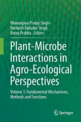 Omslag - Plant-Microbe Interactions in Agro-Ecological Perspectives