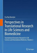 Omslag - Perspectives in Translational Research in Life Sciences and Biomedicine