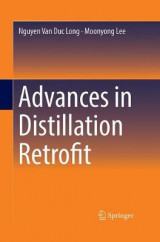 Omslag - Advances in Distillation Retrofit