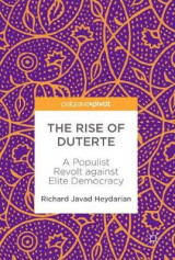 Omslag - The Rise of Duterte